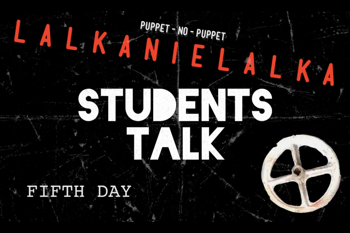 FESTIVAL TV: STUDENTS TALK 5