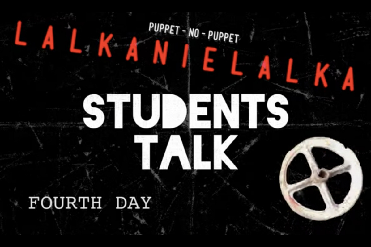FESTIVAL TV: STUDENTS TALK 4