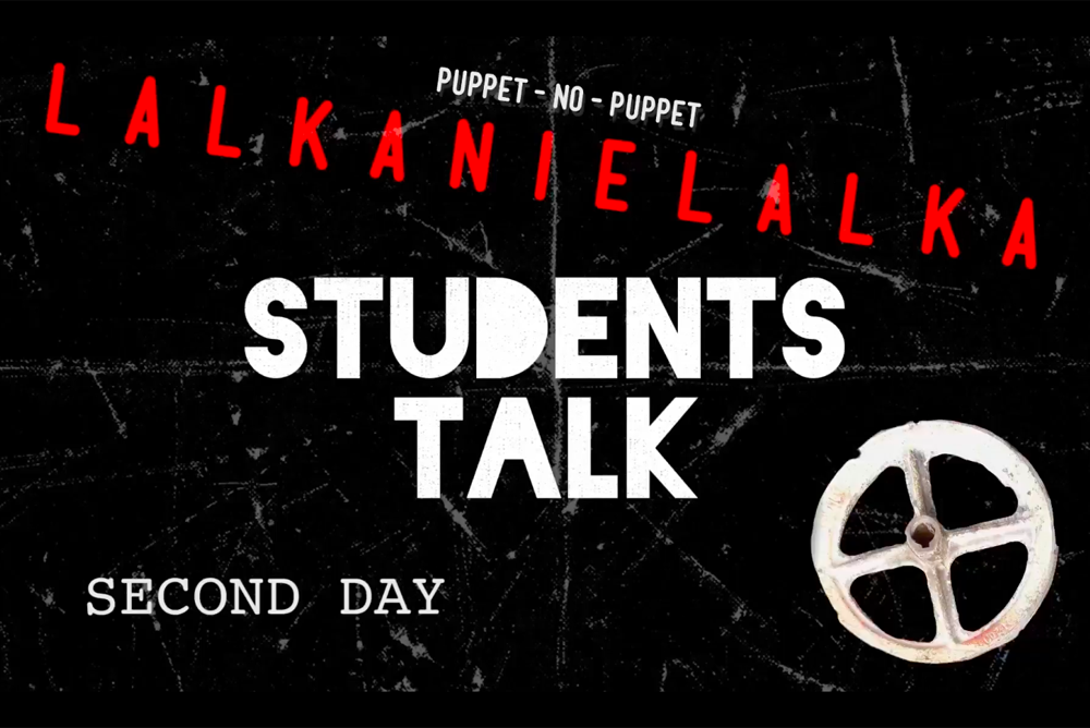FESTIVAL TV: STUDENTS TALK 2
